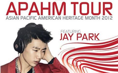 Jay Park to Perform at APAHM 2012 Tour