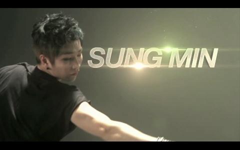 DSP Boyz Reveals Solo Teaser for Sung Min