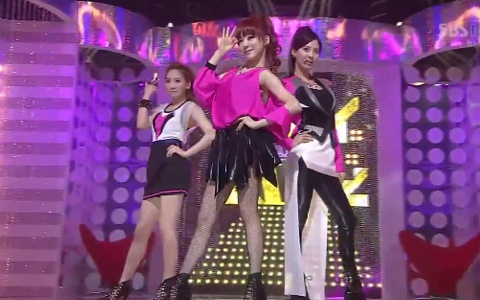"TaeTiSeo Performs ""Twinkle"" on Inkigayo & Takes Win This Week"