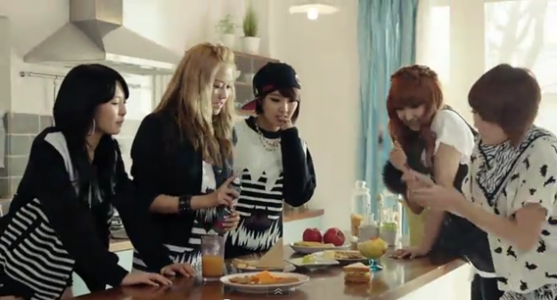 """Eat Your Kimchi Reviews 4minute's """"Heart to Heart"""""""