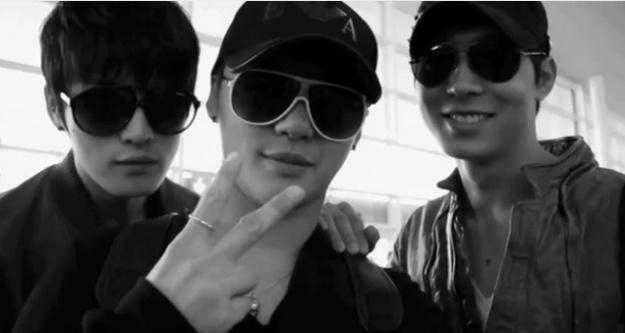JYJ Unveils BTS Video from European Tour