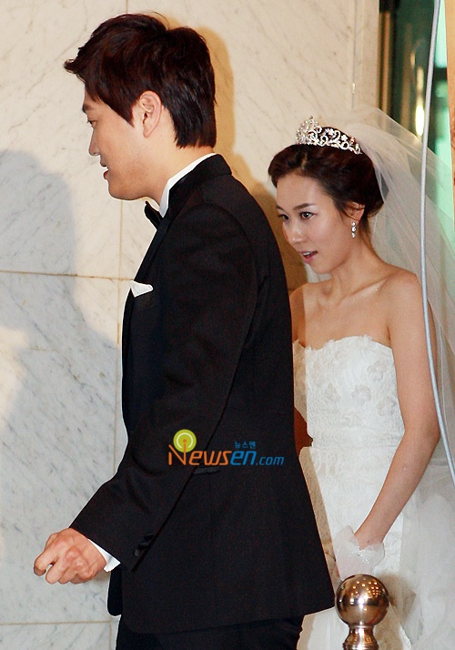 Moon Chun Sik's Wedding Ceremony 04.10.10