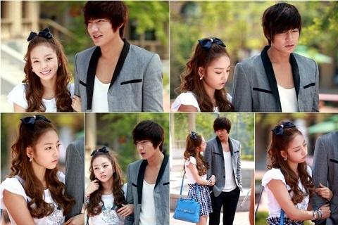 """""""City Hunter"""" Releases Teaser Stills of Lee Min Ho on a Date!"""