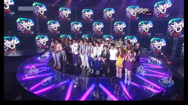 KBS Music Bank 06.18.10 Performances