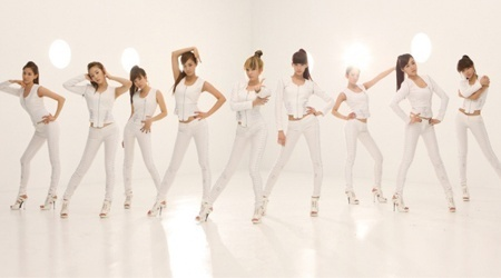SNSD Takes Over Asian Music Charts