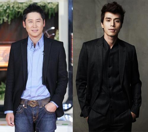"Lee Dong Wook's First Still Cut from SBS ""Strong Heart"""