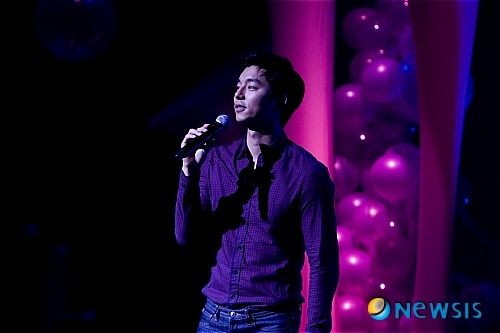 Gong Yoo Celebrates 10th Anniversary With Special Fan Meet