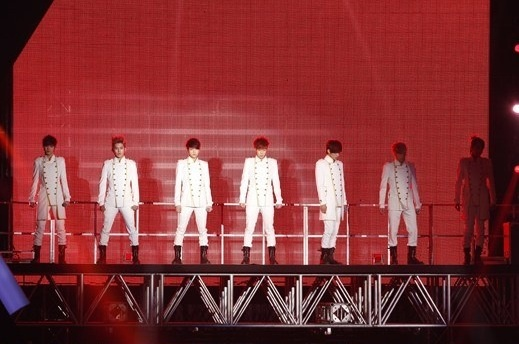Infinite Sells Out Fourth Consecutive Concert