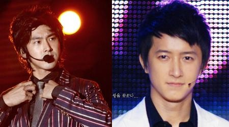Hangeng Accused of Plagiarizing Yunho