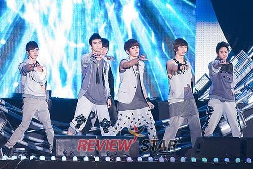 Weekly K-Pop Music Chart 2010 – October Week 5