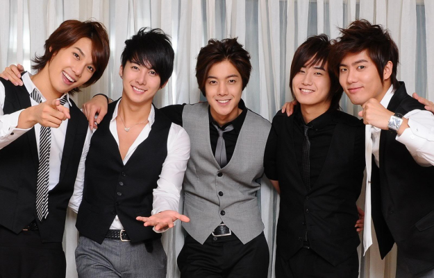 """SS501 Releases Music Video For """"Let Me Be The One"""""""