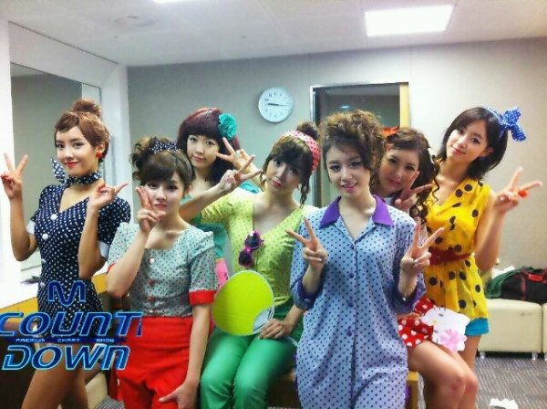 Mnet M Countdown 07.21.2011