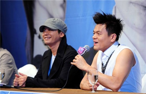 JYP Not Impressed by Audition Program Contestants