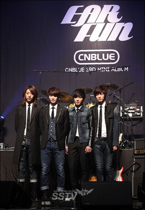 """CNBlue Jung Yong Hwa: """"We Felt Burdened with March Comeback"""""""