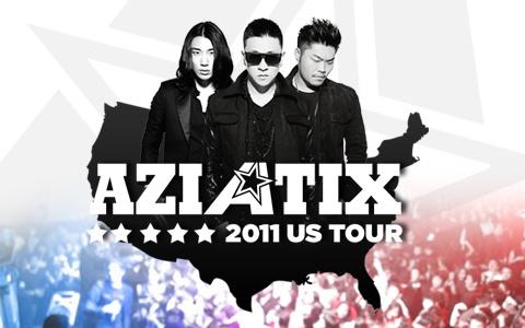 [Updated] Aziatix Reveals US Tour for November