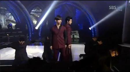 SBS Inkigayo 01.23.2011