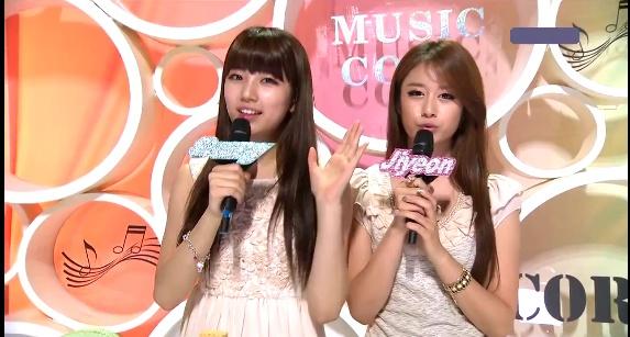 MBC Music Core 08.06.11
