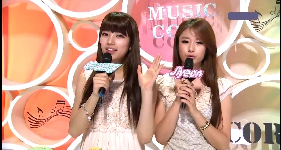 MBC Music Core 08.06.11
