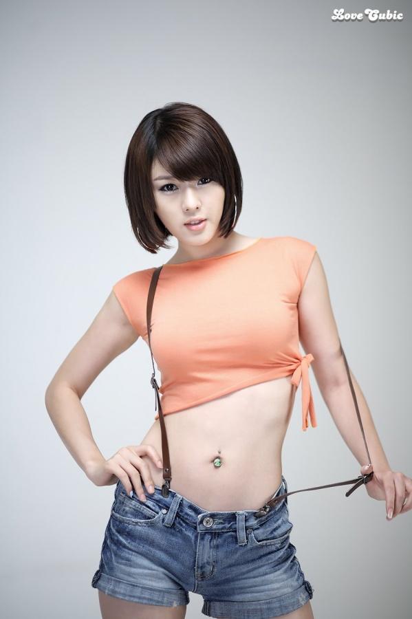 Orange & Blue (Hwang Mi Hee)