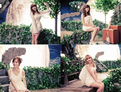 "Secret Reveals Additional Album Jacket Photos for ""Starlight Moonlight"""