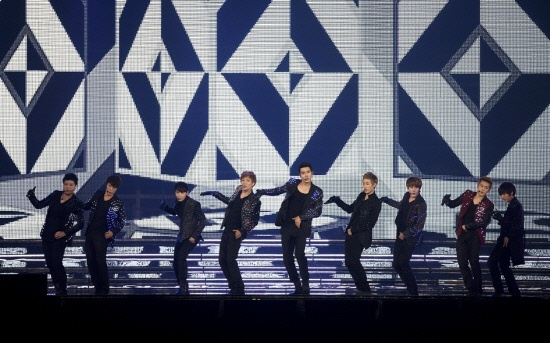 "Super Junior to Hold ""Super Show 4"" at the Tokyo Dome"