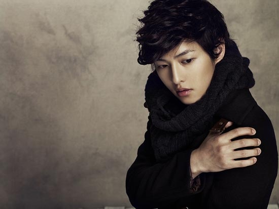Song Joong Ki's Book on Male Grooming to be Released in Taiwan