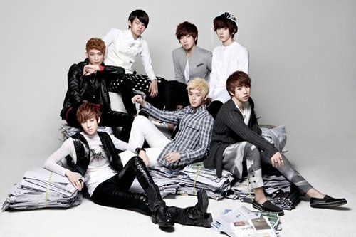 U-KISS Succeeds on Music Charts and TV Ratings