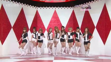 KBS Music Bank 11.05.10