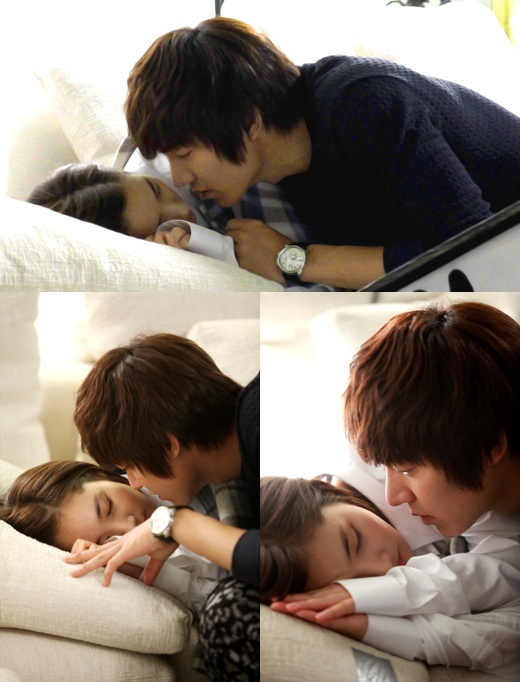 """Park Min Young Was Angry about Unfulfilled """"Sofa Kiss"""" in City Hunter"""