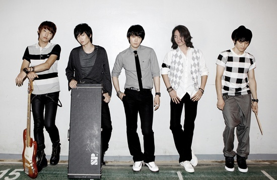 Project rock band TRAX+Air first performance