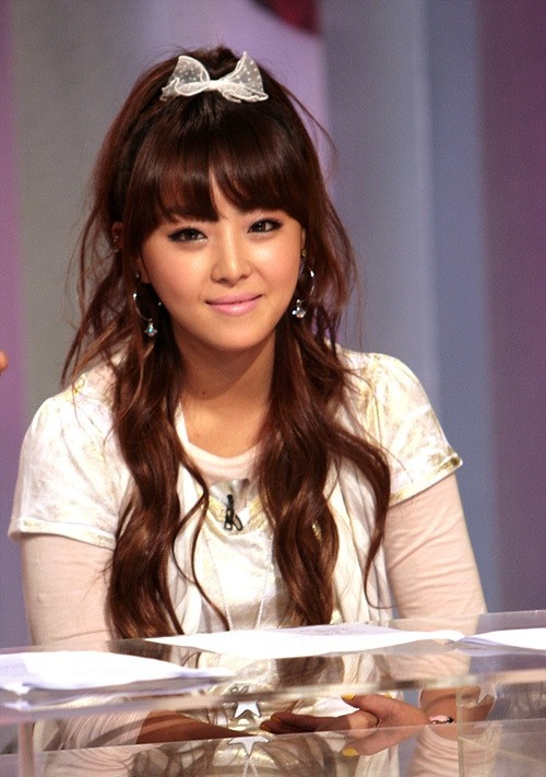 """Brown Eyed Girls Narsha's Embarrassing """"19 Rated"""" Photo"""