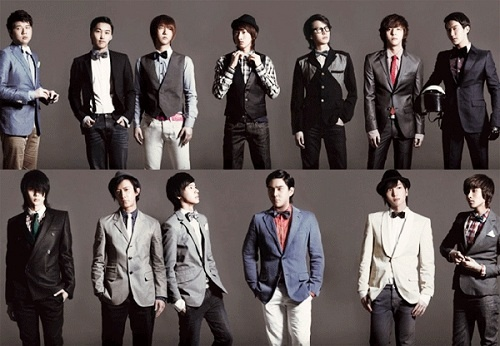Super Junior Tops Lady GaGa, Snoop, and Ricky Martin for Mashable Awards