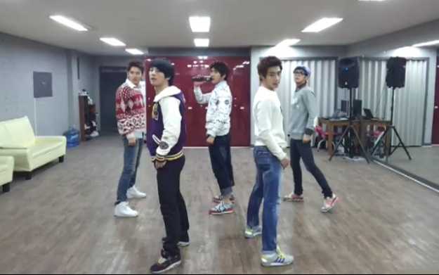 """Chaos Releases Dance Practice Video for """"She Is Coming"""""""