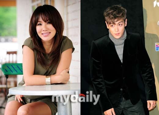 """Uhm Jung Hwa: """"My Best Partner Was T.O.P."""""""