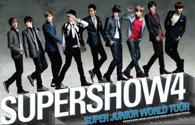 "Additional Night for ""Super Junior World Tour Super Show 4"" in Singapore"