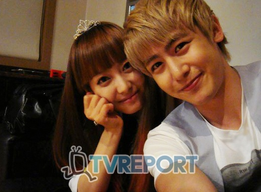 Victoria Is Disappointed in Nichkhun