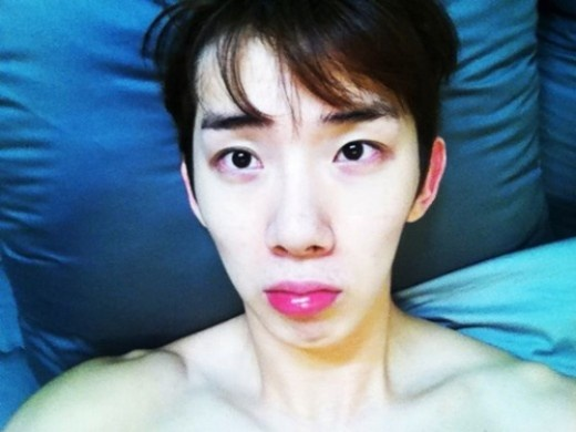 Jo Kwon's Milky White Skin