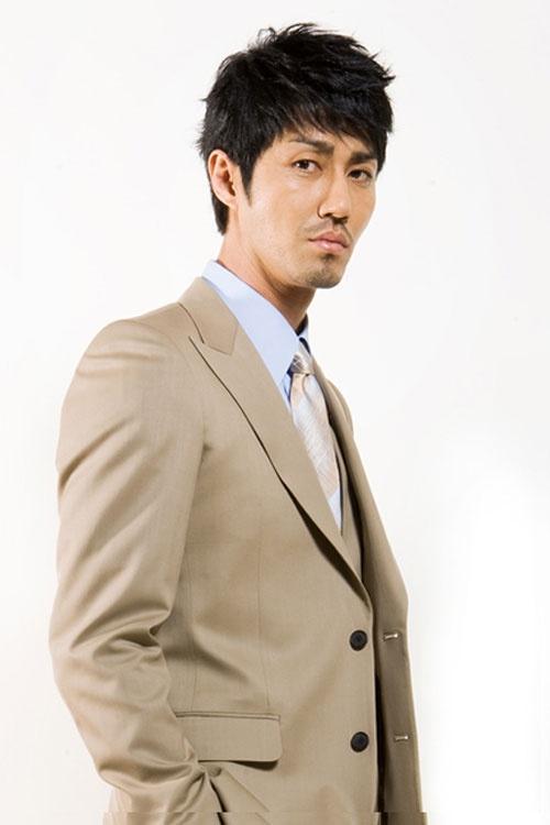 Cha Seung Won Works with Ermenegildo Zegna