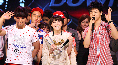 Mnet M! Countdown 06.24.10 Performances