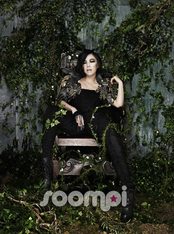 [Exclusive] Brown Eyed Girls Share Unreleased Album Jacket Photos