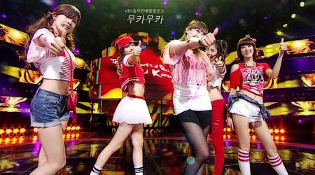 SBS Inkigayo 06.13.10 Performances