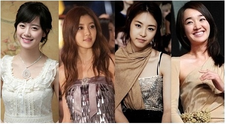 What if These Actresses Were Girl Group Members?