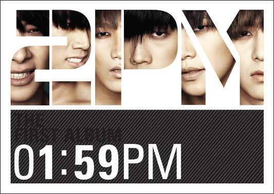 Album Review: 2PM 1st Album – 1:59 PM