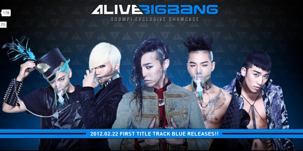 "[Exclusive] BIGBANG ""Alive"" Showcase on Soompi!"