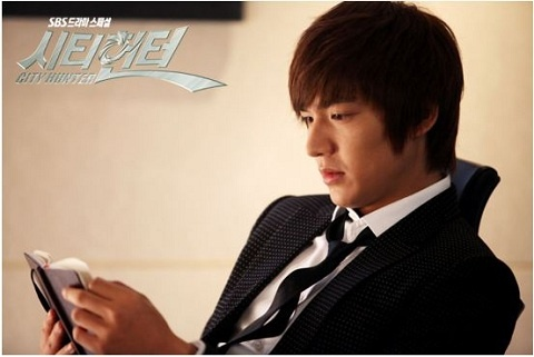 "[UPDATED] Photoshop's Latest Masterpieces of ""City Hunter's"" Lee Min Ho! + BTS Video"