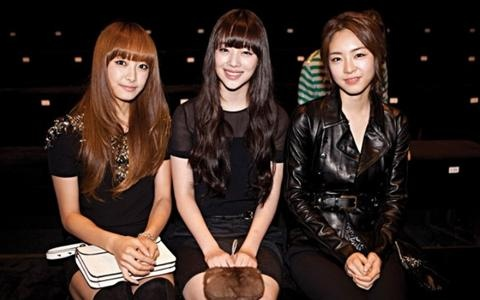 Victoria-Sulli-Lee Yeon Hee, SM Beauty Line Formed