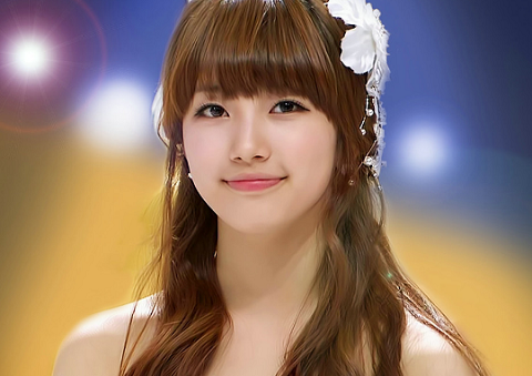 miss A's Suzy Cleans Cow Poop