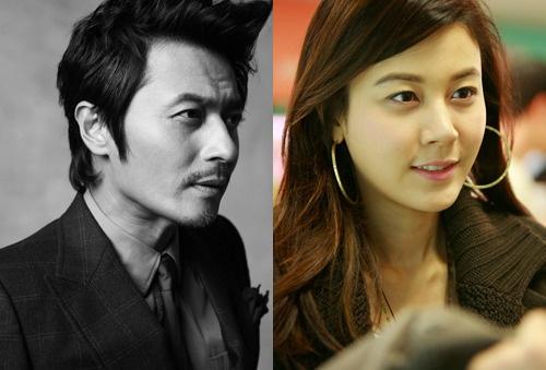 jang dong gun and kim ha neul dating