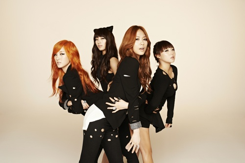 Miss A Dominates Music Charts