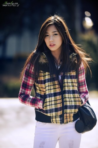 Plaid Princess (Kim Ha Yul)